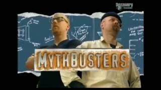 Разрушители легенд (мифов) - Уничтожение сотового телефона (2003-02)