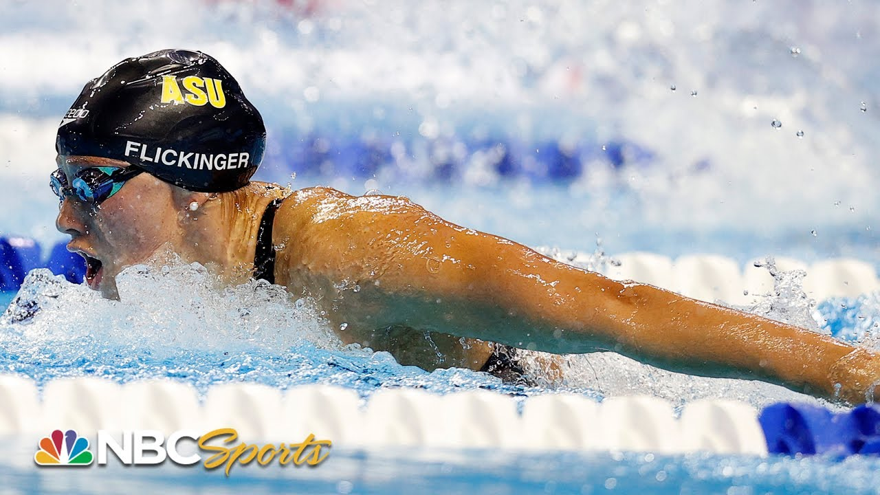 Regan Smith advances to semifinals in 200-meter butterfly with ...