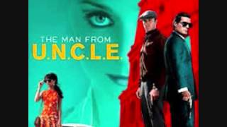 The Man from UNCLE (2015) Soundtrack - Warhead