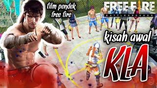 SEDIH! FILM PENDEK FREE FIRE!! KISAH AWAL KLA !!