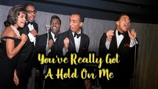 The Miracles - You've Really Got a Hold On Me (Subtitulado en Español y Ingles)