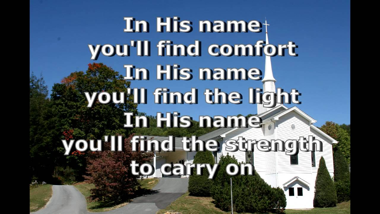 In His Name - Frank Zerbel - Copyright 1998 Assurance Music Group - All Rights Reserved