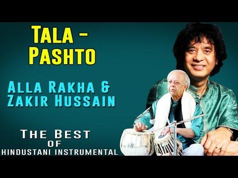 Tala - Pashto   Alla Rakha & Zakir Hussain   (Album: The Best of Hindustani Instrumental) Mp3