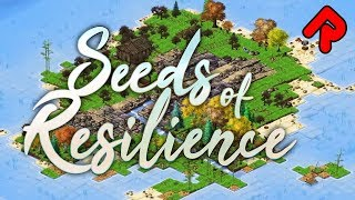 SEEDS OF RESILIENCE gameplay: Turn-based Island Survival! (PC game)