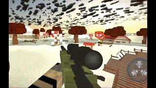 Cube Wars Battle Survival Trailer screenshot 3