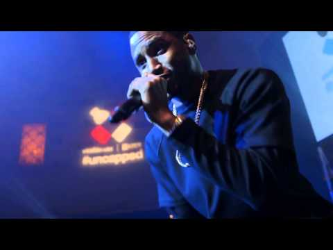 "live performance: Trey Songz, ""Foreign"" at #uncapped - vitaminwater & FADER TV"