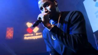 "live performance: Trey Songz, ""Foreign"" at #uncapped - vitamin…"