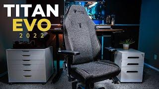 Secretlab TITAN Evo 2022 Gaming Chair - Unboxing + First Impressions
