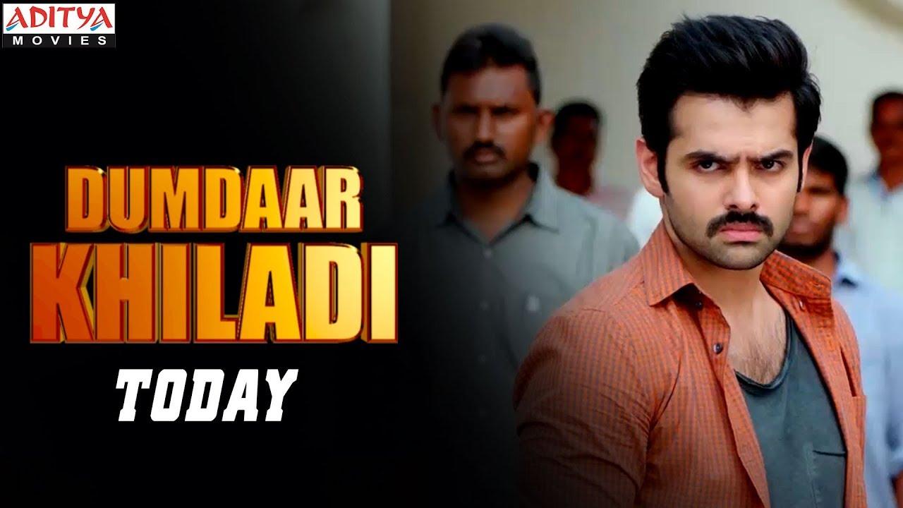Dumdaar Khiladi Hindi Dubbed Full Movie Releasing Today