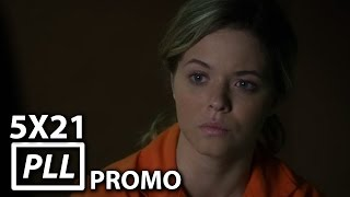 "Pretty Little Liars 5x21 Promo ""Bloody Hell"""