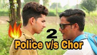 Police Vs Chor  2 // Top Real Team // comedy world