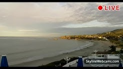 Live Webcam from Laguna Beach - California