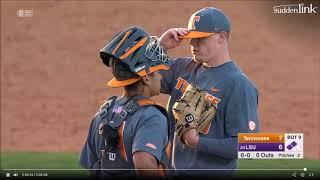 LSU vs Tennessee Baseball 2018 Bottom of the 9th