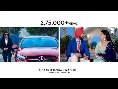Best Pre Wedding 2019 | Pehli Mulakaat | Onkar & Manpreet | Shanty Photography