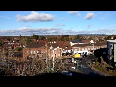 Horsham Townscapes (timelapse) HD