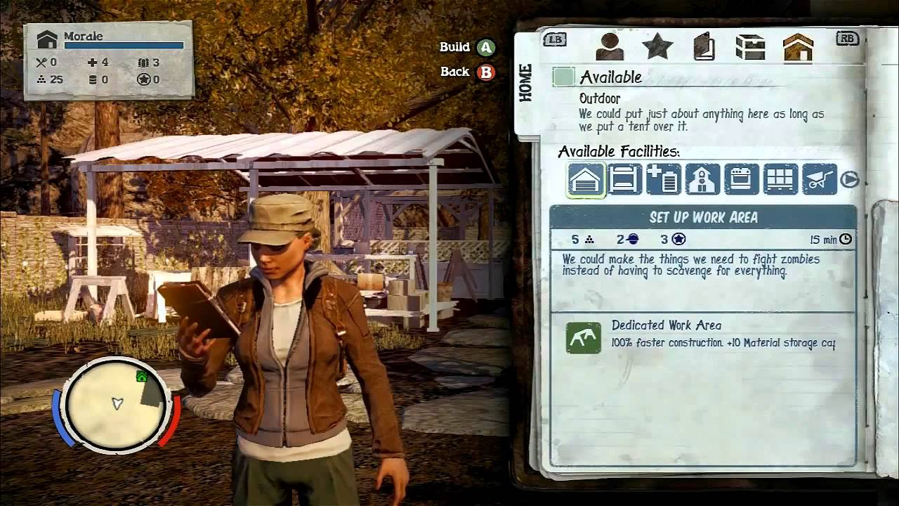 State Of Decay Garden Trailer Analysis - YouTube