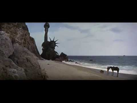 PLANET OF THE APES (1968) - Lady Liberty Destroyed
