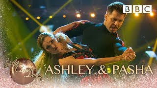 Ashley Roberts & Pasha Kovalev Paso to 'Spectrum' by Florence & The Machine - BBC Strictly 2018