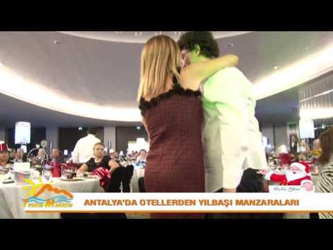 AKRA BARUT   2015 YILBAŞI  Turizm Magazin 6  Temel Tacal