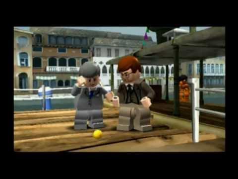 Lego Indiana Jones- The Hunt for Sir Richard