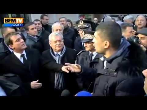 Il Remet A Sa Place Manuel Valls !