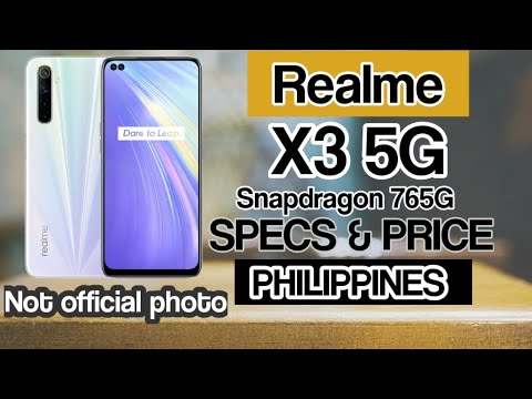 Realme X3 5g Full Specifications Features And Price