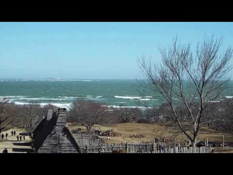 Sights and sounds at Plymouth Plantation