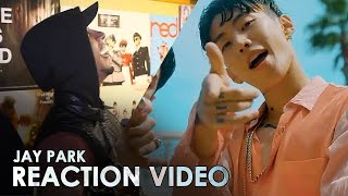 JAY PARK - DRIVE [ FT. GRAY ] REACTION VIDEO #BoraThough