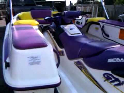 Polaris Jet Ski >> Shuttle Craft For Sale - YouTube