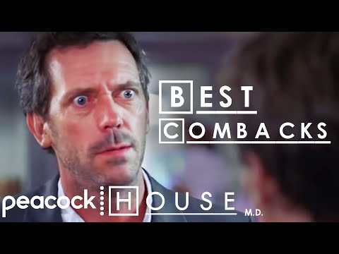 Best Comebacks | House M.D.