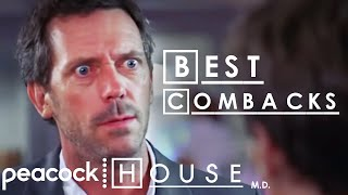Best Comebacks House M.D.