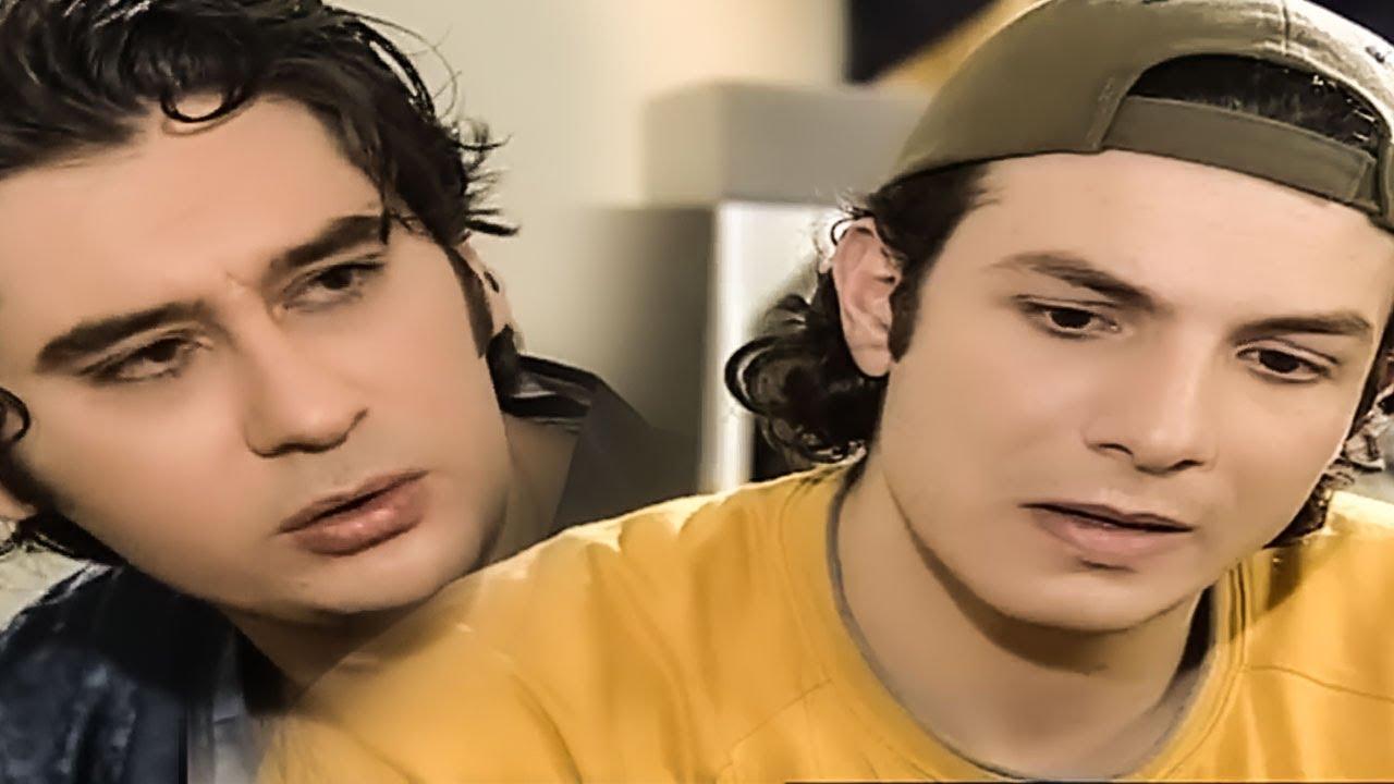 باسل خياط وميلاد يوسف في احلى مشاهد ابناء القهر ـ البنت سرقت البيت بعد ما ضحكت عليه