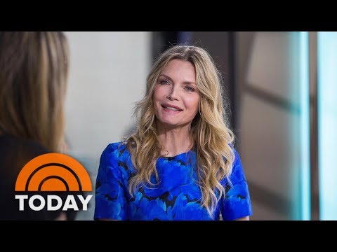 Michelle Pfeiffer: 'I Was Intimidated' By 'Murder On The Orient Express'  TODAY
