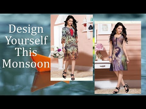 Design Yourself This Monsoon