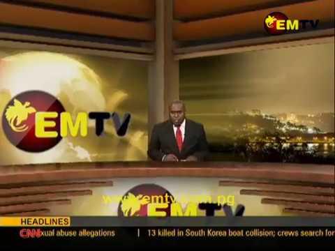 EMTV News – 4th December, 2017