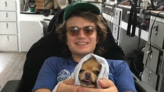 Joe Keery and His Awesome Hair FUNNY MOMENTS