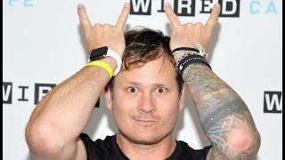 Tom Delonge Hints At Blink 182 Reunion