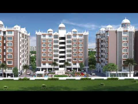 Celino - 3 & 4 BHK Royal Apartments - Project by Hindva Builders in Ahmedabad