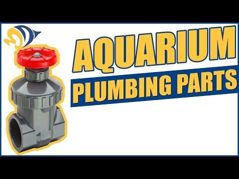 Aquarium Plumbing Parts Overview