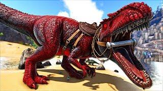 taming-an-apex-giganotosaurus-that-deals-400000-damage-ark-primal-fearprometheus-29