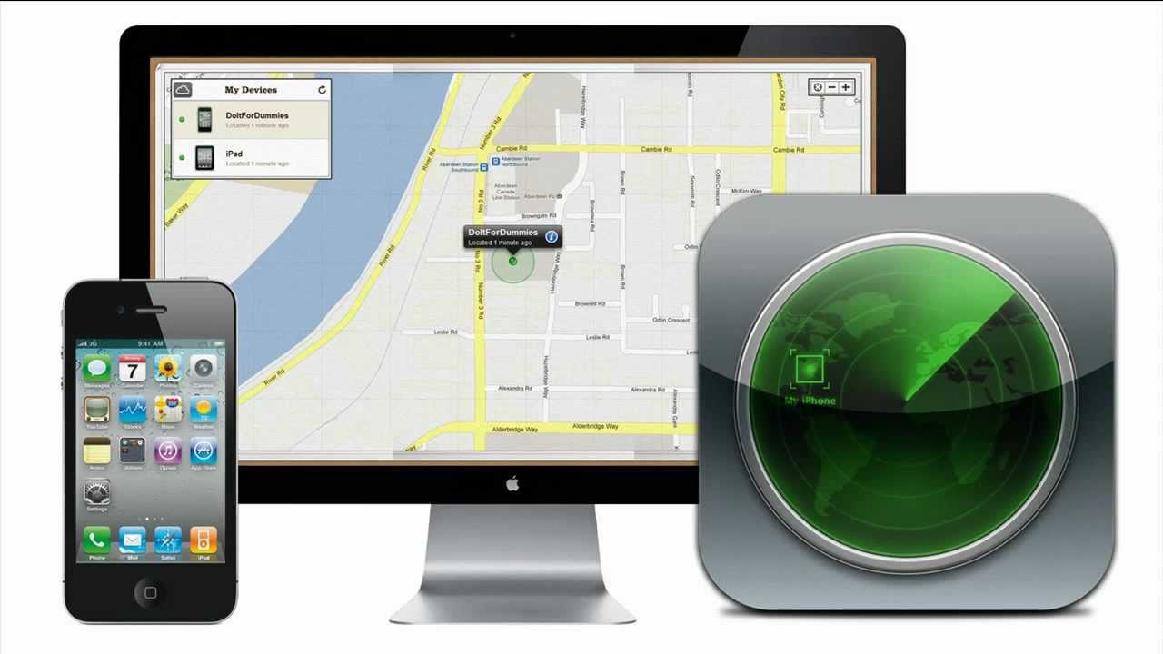 Find My Phone App On Mac