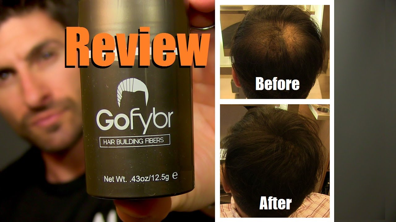 How To Make Thinning Hair Look Thicker Gofybr Review And Test