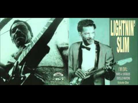 Lightnin' Slim - It's Mighty Crazy - 1954