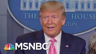 Trump, Dems Reach Coronavirus Relief Deal As National Emergency Is Declared | The 11th Hour | MSNBC