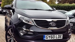KIA Sportage 2.0 CRDi First Edition 5dr for Sale at CMC-Cars, Near Brighton, Sussex