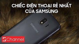 Trên tay Galaxy J2 Pro: Mẫu smartphone rẻ nhất của Samsung năm 2018