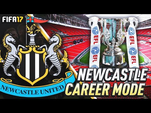 UNBELIEVABLE CUP FINAL!!! FIFA 17 Newcastle United Career Mode #39