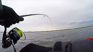 ТАК ВОТ ЧТО ЕМУ БЫЛО НУЖНО ЛОВЛЯ СУДАКА НА ДЖИГ Рыбалка весной на спиннинг 2021