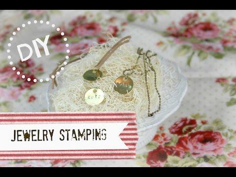 Jewelry Stamping Kit | ShowMeCute | MakersKit