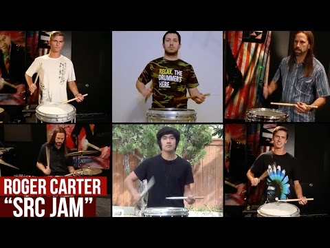 NEW Roger Carter SRC Jam  with Submissions!